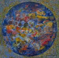 Friedhard-Meyer-Abstraktes-Religion-Gegenwartskunst--Gegenwartskunst-