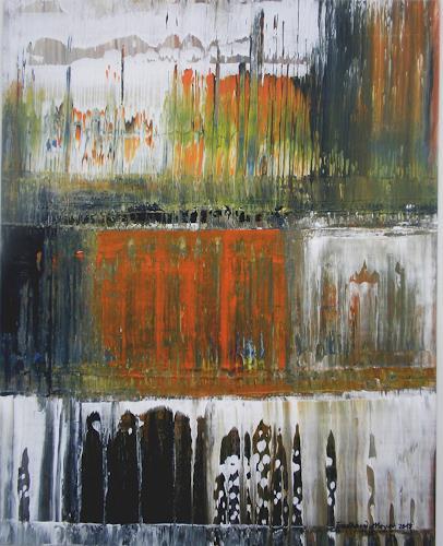 Friedhard Meyer, Wand, Abstraktes, Fantasie, Gegenwartskunst