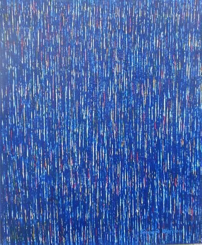 Friedhard Meyer, Needles 1, Abstraktes, Dekoratives, Gegenwartskunst