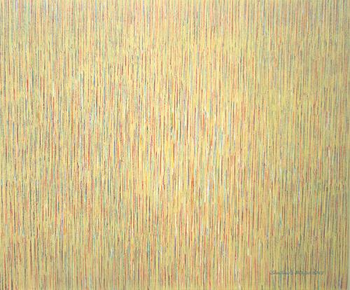 Friedhard Meyer, Needles 5, Abstraktes, Dekoratives, Konkrete Kunst