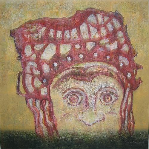 Friedhard Meyer, Aquarius, Humor, Skurril, Gegenwartskunst