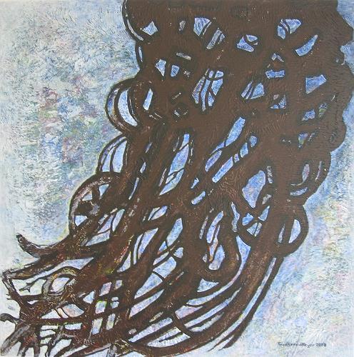 Friedhard Meyer, Auftrieb, Bewegung, Skurril, Gegenwartskunst