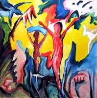 Kunst von Karl Kaul
