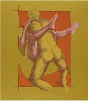 Meike-Kohls-Akt-Erotik-Akt-Mann-Diverse-Menschen-Gegenwartskunst-Gegenwartskunst