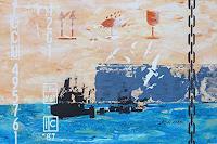 Meike-Kohls-Industrie-Landschaft-See-Meer-Moderne-Pop-Art