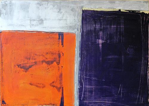 Claudia Färber, Gar nicht Ohne, Abstraktes, Dekoratives, Colour Field Painting