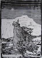 Gautam-Gefuehle-Freude-Landschaft-Ebene-Moderne-expressiver-Realismus