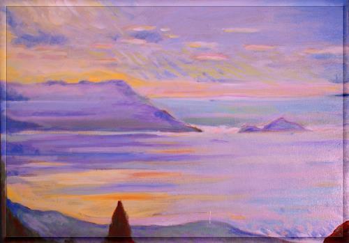 Christophorus Hardenbicker, SAMIO.SEPT.2015, Landschaft, Impressionismus