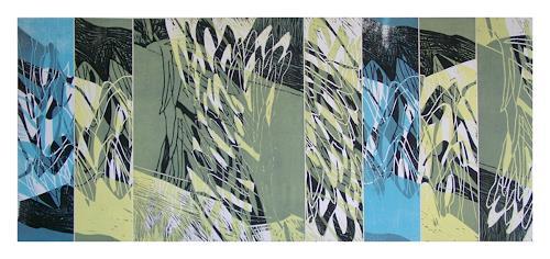 Manuela Rauber, periode   tn02, Natur: Diverse, Abstraktes, Gegenwartskunst