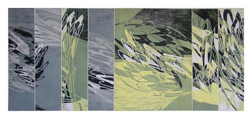 Manuela Rauber, periode   tn01, Natur: Diverse, Abstraktes, Gegenwartskunst, Expressionismus