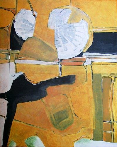 Manuela Rauber, Gartenbild, Abstraktes, Natur: Diverse, Abstrakte Kunst
