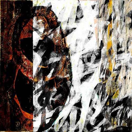Manuela Rauber, ManuScript 10, Diverses, Abstraktes, Gegenwartskunst