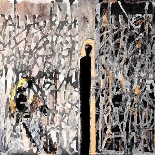 Manuela Rauber, ManuScript 9, Abstraktes, Diverses, Gegenwartskunst