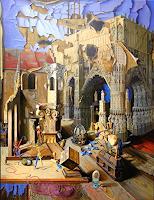 M. Lassel, Bau und Verfall der Kathedrale
