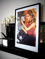 Ekaterina-More-Menschen-Frau-Menschen-Portraet-Moderne-Art-Deco