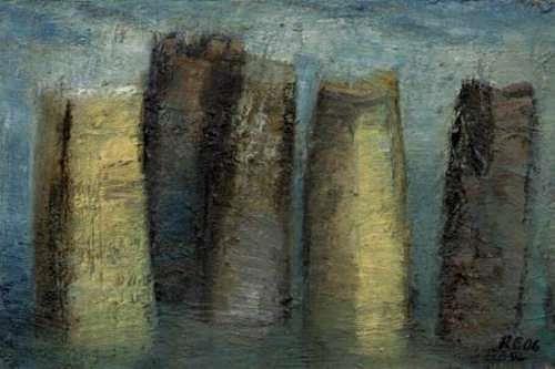 Regina Grahl, Versunken die Türme, Diverse Landschaften