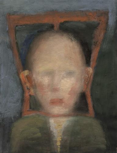 Regina Grahl, Stuhltag, Diverse Gefühle, Abstrakter Expressionismus