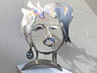 waldraut-hool-wolf-Menschen-Gesichter-Menschen-Frau-Gegenwartskunst-Gegenwartskunst