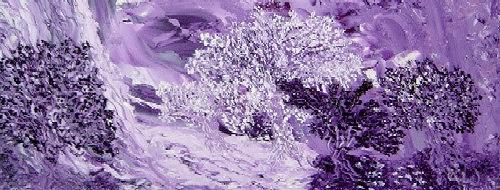 waldraut hool-wolf, erde & himmel, Abstraktes, Bewegung, Neo-Expressionismus