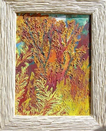 waldraut hool-wolf, selvaggia, Abstraktes, Bewegung, Neo-Expressionismus
