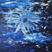 waldraut-hool-wolf-Abstraktes-Fantasie-Moderne-Impressionismus-Neo-Impressionismus