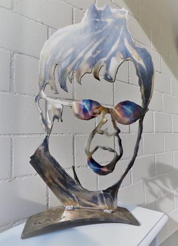 waldraut hool-wolf, Elton, Menschen: Mann, Musik: Musiker, Pop-Art