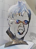 waldraut-hool-wolf-Menschen-Mann-Musik-Musiker-Moderne-Pop-Art