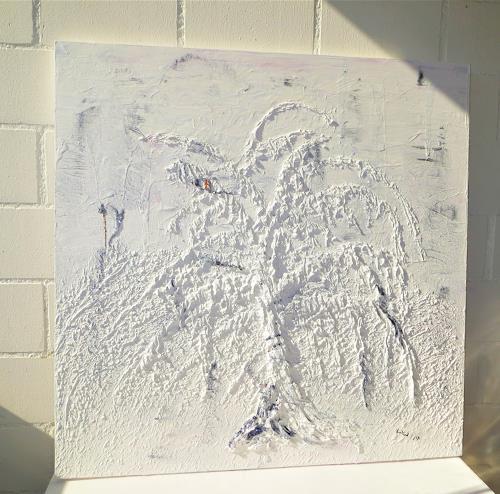 waldraut hool-wolf, Live, Abstraktes, Abstraktes, Abstrakter Expressionismus