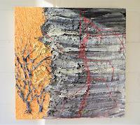 waldraut-hool-wolf-Natur-Erde-Abstraktes-Gegenwartskunst-Gegenwartskunst