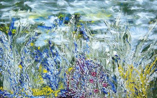 waldraut hool-wolf, 145, Abstraktes, Fantasie, Neo-Expressionismus, Expressionismus