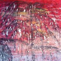 waldraut-hool-wolf-Abstraktes-Pflanzen-Baeume-Moderne-Impressionismus-Neo-Impressionismus