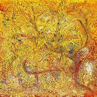 waldraut-hool-wolf-Abstraktes-Abstraktes-Gegenwartskunst--Neo-Expressionismus