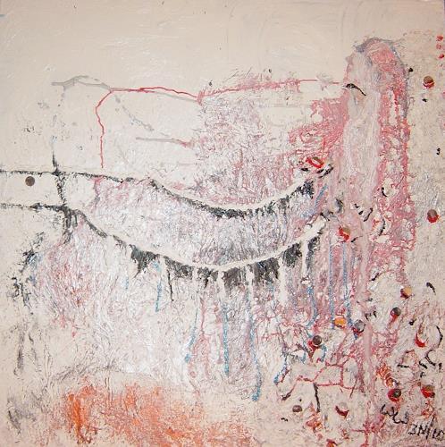 waldraut hool-wolf, November *3N*, Abstraktes, Bewegung, Abstrakte Kunst, Expressionismus
