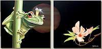 Wandmaler-Diverse-Wohnen-Diverse-Tiere