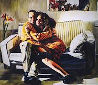 raphael-perez-Menschen-Paare-Gefuehle-Liebe-Neuzeit-Realismus