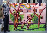 raphael-perez-Gefuehle-Liebe-Menschen-Familie-Moderne-Naive-Kunst