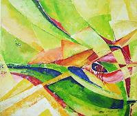 Helga-Sachse-Abstraktes-Pflanzen-Blumen