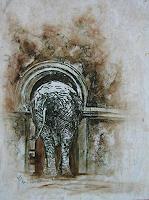 Beate-Biebricher-Tiere-Land-Tiere-Land-Gegenwartskunst-Gegenwartskunst