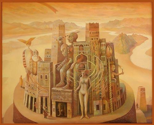 Cornelius Fraenkel, Im Bann des Unvorhergesehenen, Diverses, Gegenwartskunst