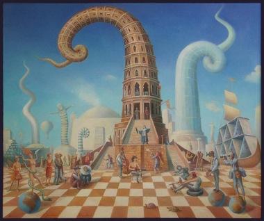 Kunst von Cornelius Fraenkel