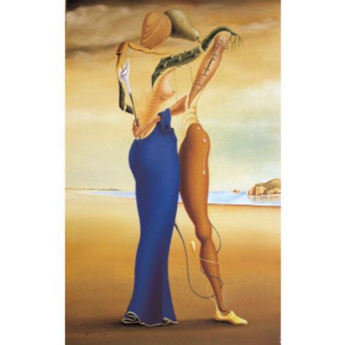 Biondo, Amar la Rosa, Diverses, Diverses, Postsurrealismus, Expressionismus