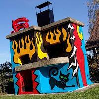 Andi Luzi, smokey house