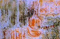 Agnes-Vonhoegen-Abstraktes-Dekoratives-Gegenwartskunst--Gegenwartskunst-