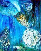 Agnes-Vonhoegen-Natur-Wasser-Fantasie-Gegenwartskunst-Gegenwartskunst