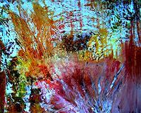 Agnes-Vonhoegen-Abstraktes-Pflanzen-Blumen-Gegenwartskunst-Gegenwartskunst