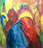 Agnes-Vonhoegen-Gefuehle-Trauer-Glauben-Gegenwartskunst-Gegenwartskunst