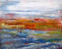 Agnes-Vonhoegen-Landschaft-Natur-Erde-Gegenwartskunst-Gegenwartskunst