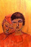 Agnes-Vonhoegen-Menschen-Paare-Gefuehle-Geborgenheit-Gegenwartskunst-Gegenwartskunst