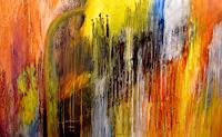 Agnes-Vonhoegen-Gefuehle-Abstraktes-Moderne-Abstrakte-Kunst