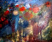 Agnes-Vonhoegen-Natur-Fantasie-Moderne-Abstrakte-Kunst